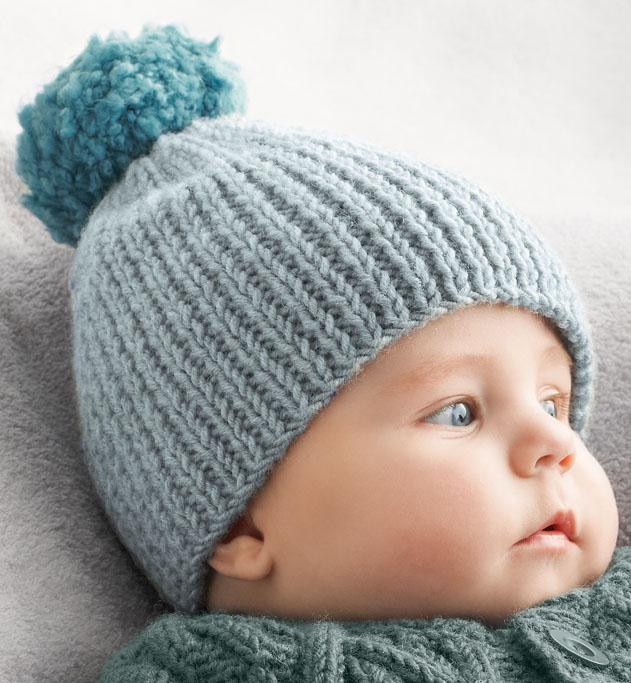 caciulite pentru bebelusi (Galerie foto)